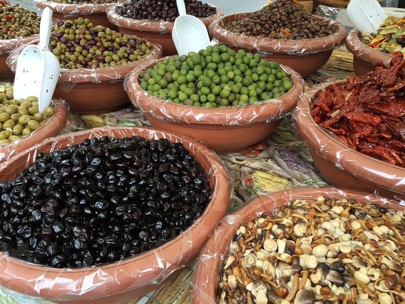 Italienischer Markt BELLA ITALIA