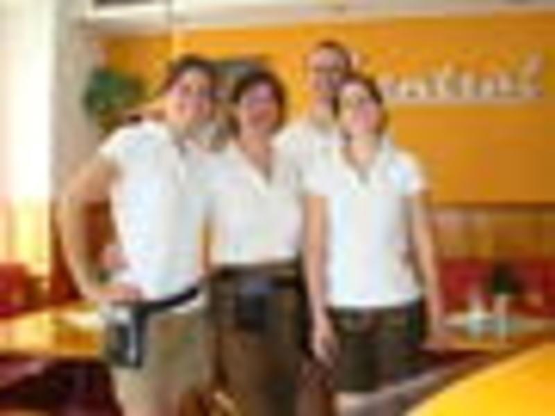 Café Central - Muscheln & Scampi