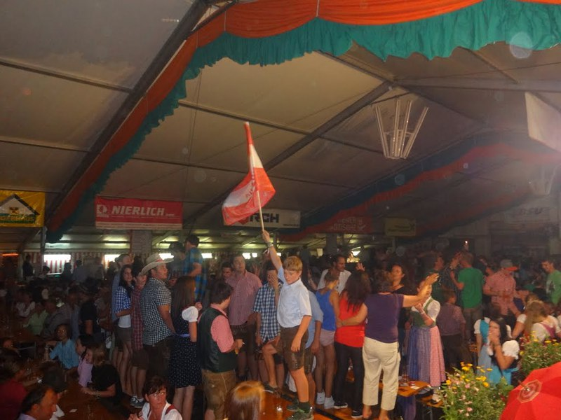 39. Zeltfest in Abersee
