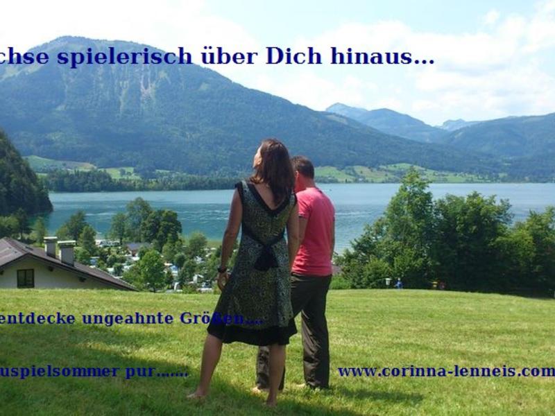 Schauspiel- und Improwochenende am Wolfgangsee