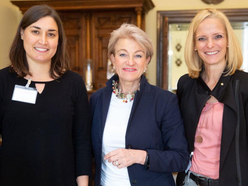 Online: Management-Lehrgang für Frauen mit Potential