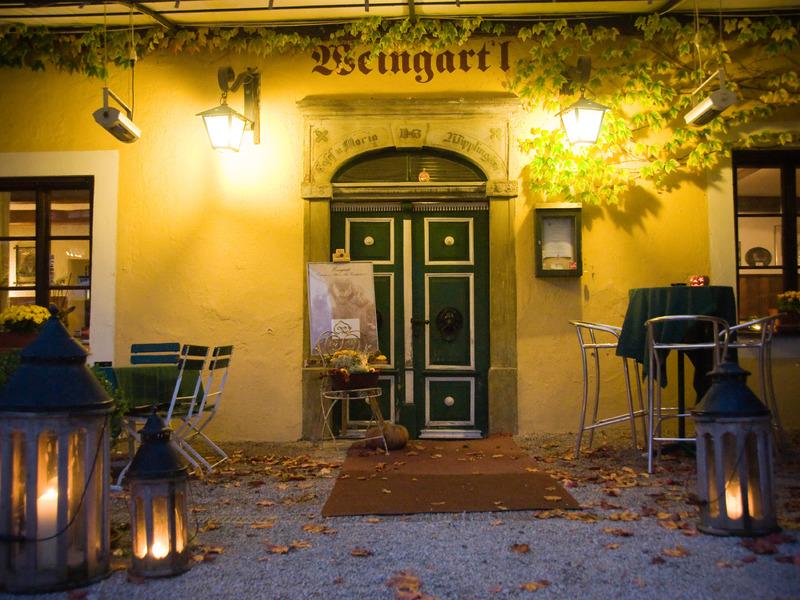 Restaurant Weingartl - Ganslspezialitäten