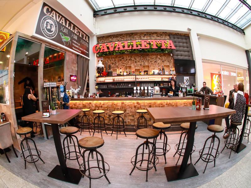 Cafe Cavalletta