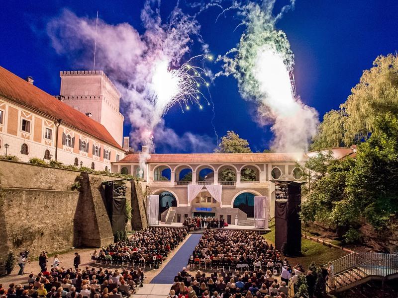 Festival, Steyr, open air