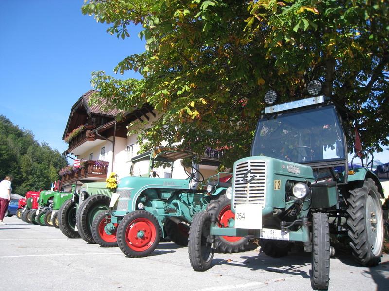 Wolfgangsee Traktoria
