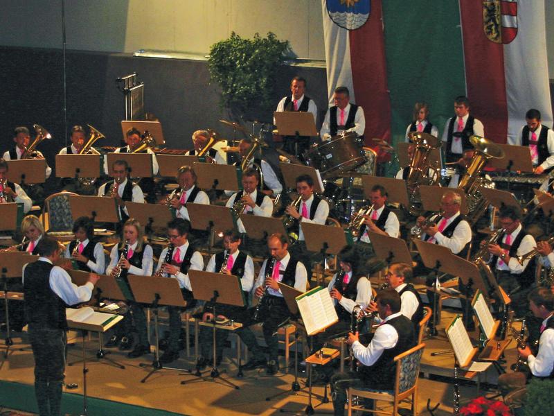 Weihnachtskonzert der Bürgermusik St. Gilgen