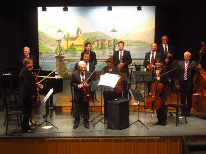 Pfingstkonzert des Musikvereins St. Wolfgang