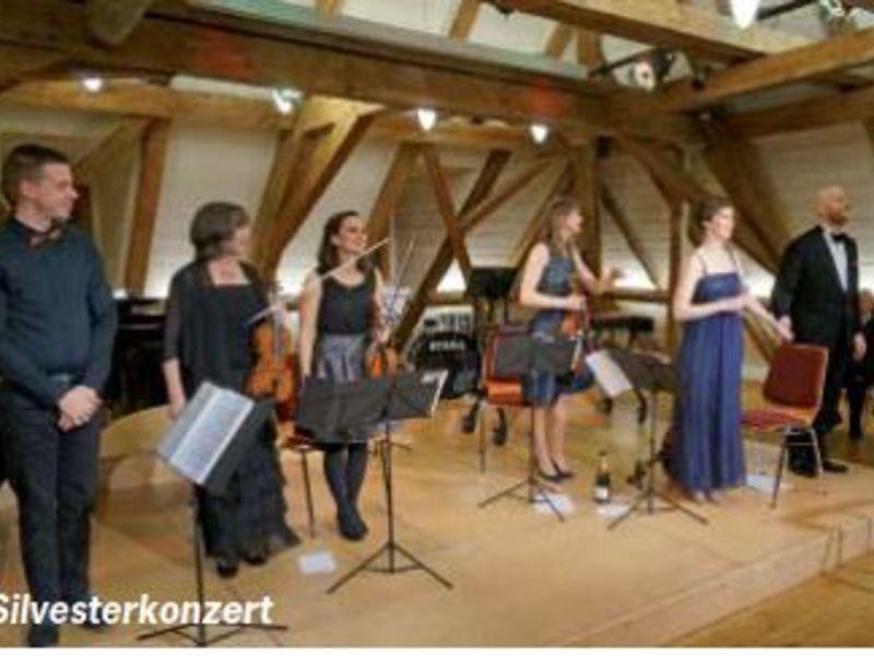 Silvesterkonzert im Mozarthaus