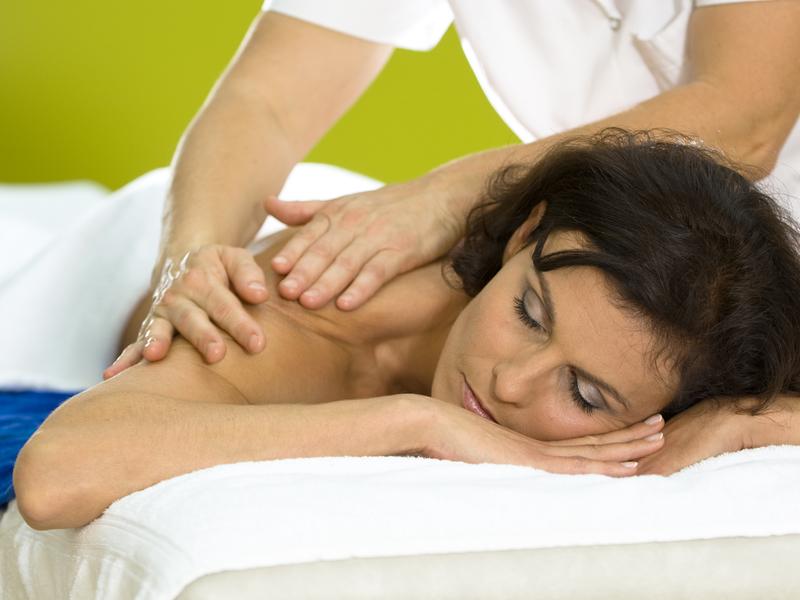 Hotel Lebensquell Bad Zell: Massage