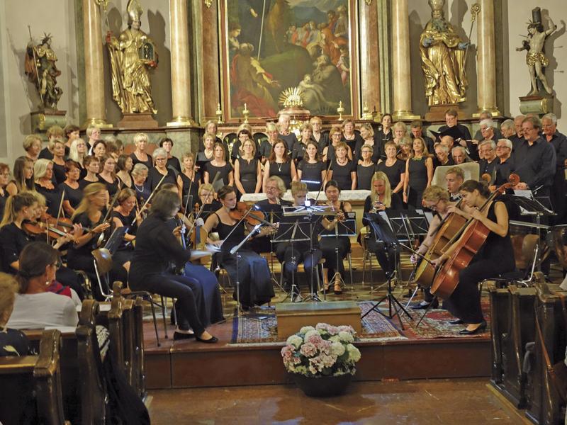 Kirchenkonzert in St. Gilgen