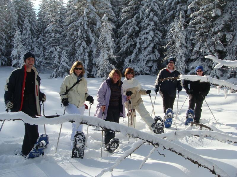 Schneeschuhwanderung bei VOLLMOND aufs Zwölferhorn oder Richtung Faistenauer Schafberg