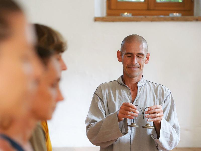 Yoga & Meditationsworkshop mit Florian Palzinsky