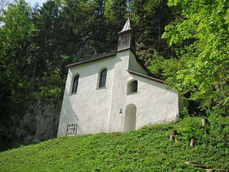 Vorösterliche Pilgerwanderung über den Falkenstein nach St. Wolfgang