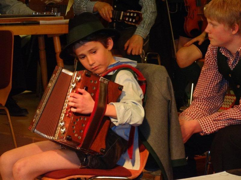 Jugend musiziert - Volksmusikabend