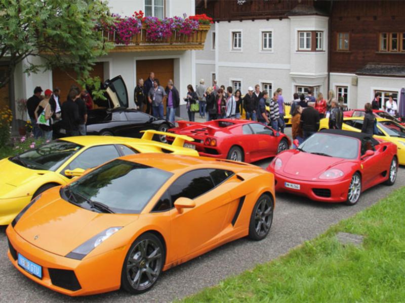 Ferrari Treffen
