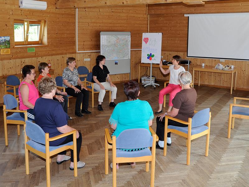 Landgasthof und Seminarhotel Kobleder in Mettmach - Seminarraum