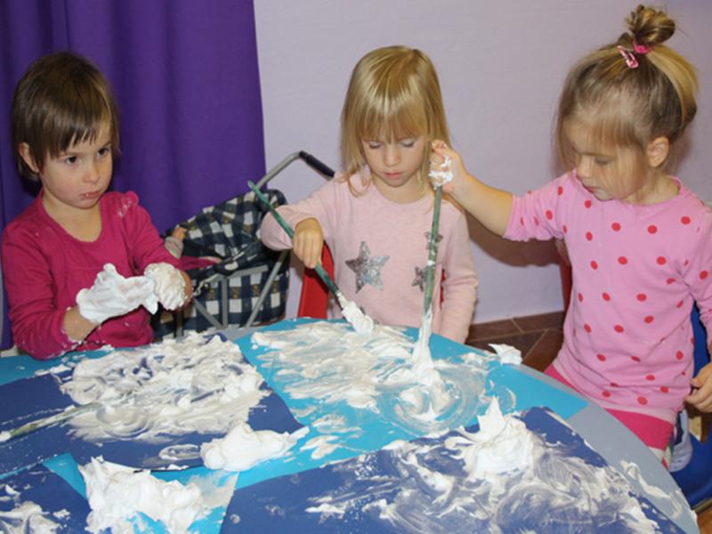 Kreatives Basteln für Kinder ab 5 Jahre