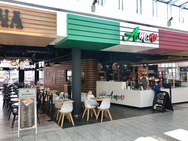 Amano - Italienisches Restaurant - Foto