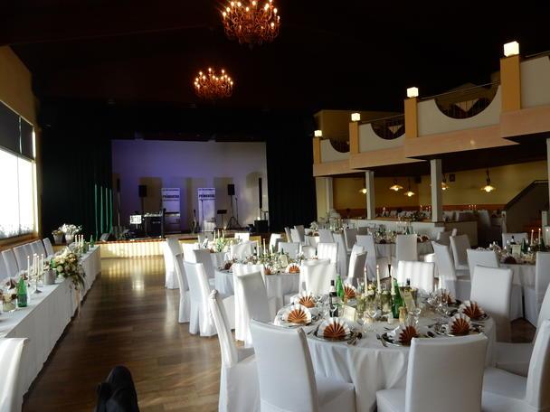 Saal Hochzeit mit Band - Saal Hochzeit mit Band
