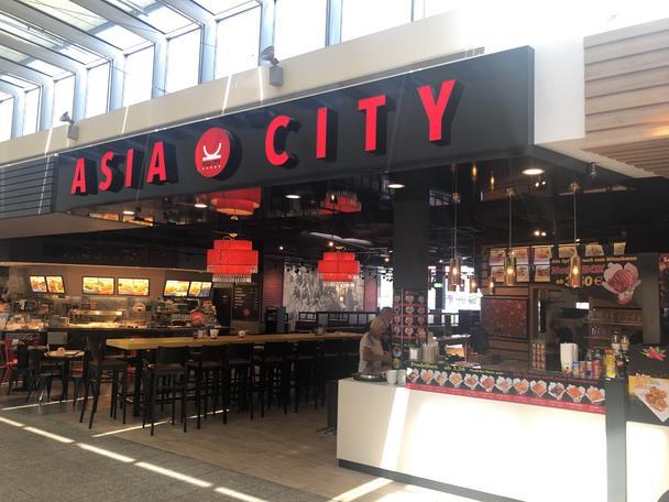 Asia City Wok Restaurant - Foto