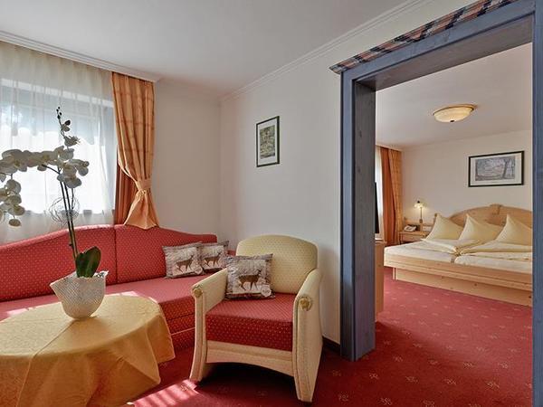 Double room type A+ hotel Glockenstuhl in Gerlos