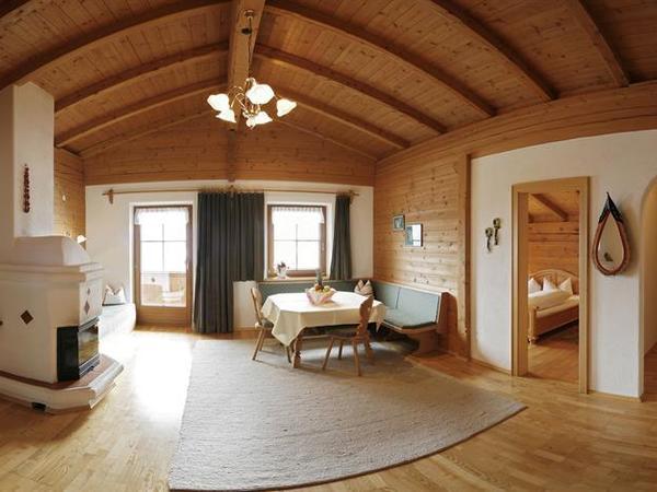 Zillertal - Wohnbereich