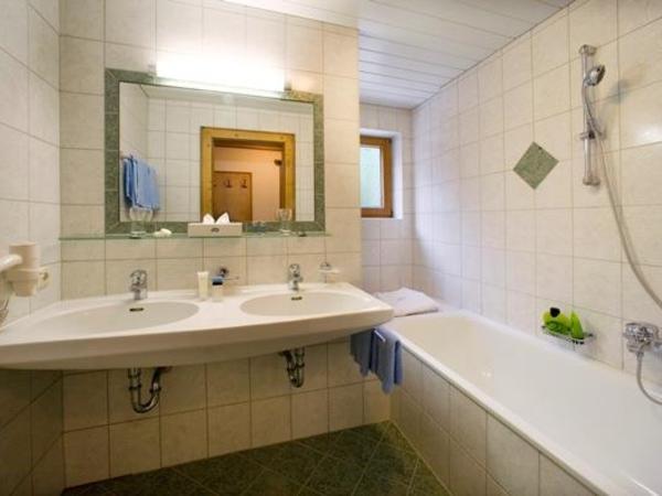 Badezimmer Edelweiss