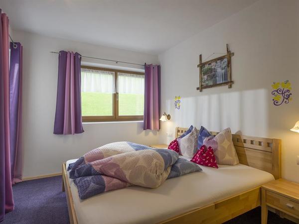 Schlafzimmer Urbingerhof Wohnung Isskogelblick