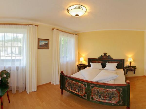 Ein Schlafzimmer `Am Marienberg`
