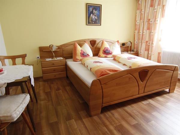 Gästehaus Gisela Bruck Zillertal - Schlafzimmer 1