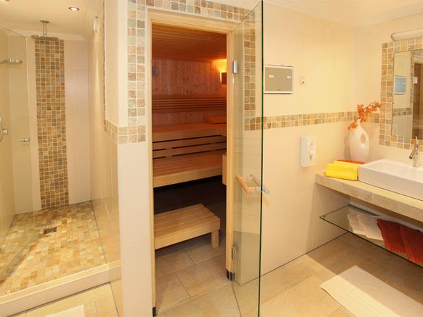 FH `Am Marienberg` Sauna und Duschgrotte