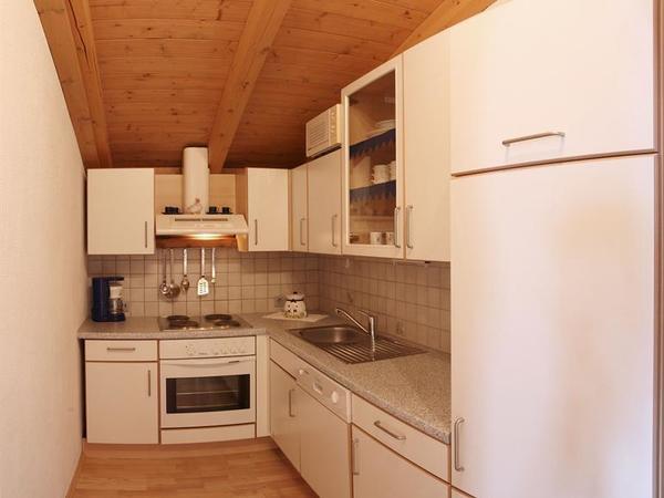 Zillertal - Küche