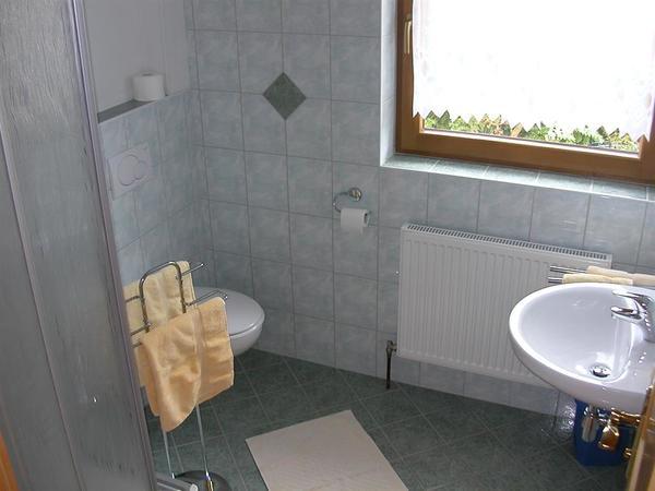 Badezimmer FWII Rosenalm