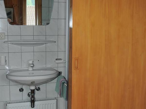 Zimmer 3 mit eigenem Bad