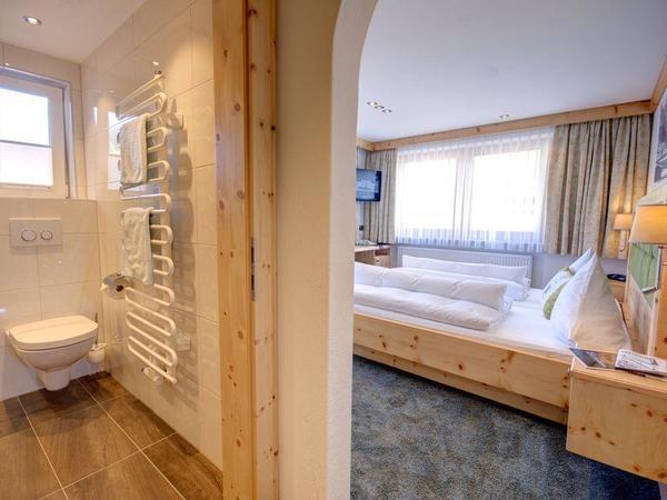 Zirben Zimmer DZ DU/WC Balkon