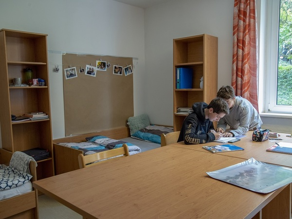 Schüler- und Studentenwohnheim