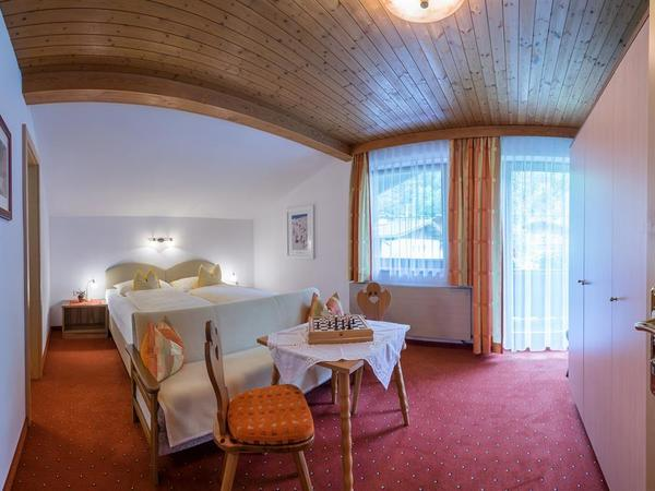 Doppelzimmer mit Schlafcouch2