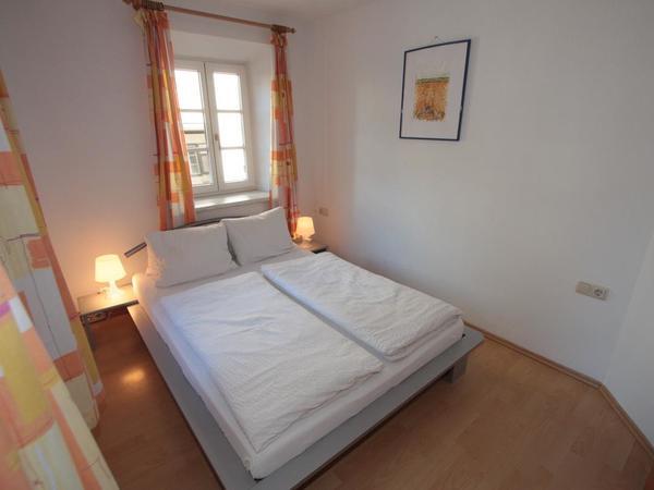 Stanzl Haus Apartment Dorfplatz Schlafzimmer