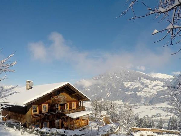 Chalet Zirbe Winter