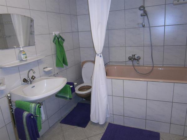 Bad im Untergeschoss