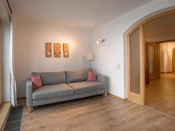 Wintergarten (extra Schlafzimmer)