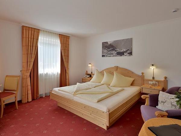 Zimmer Typ A Hotel Glockenstuhl in Gerlos