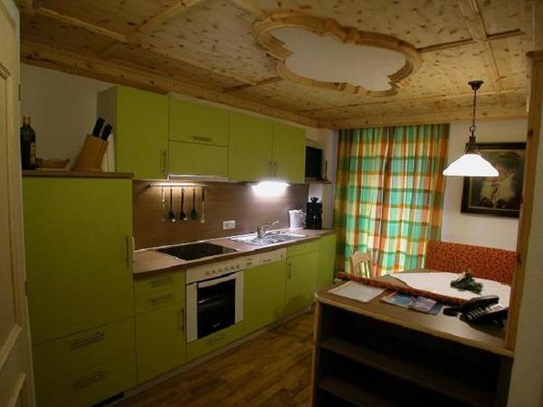 Küche Suite 4