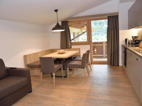 Wohnküche Wohnung Rosenalm