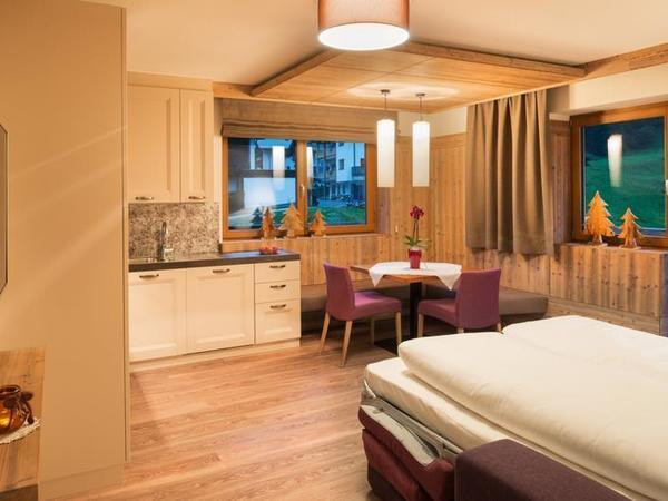 Komfort Suite-Wohnzimmer