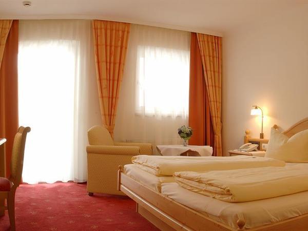 Doppelzimmer Typ A - Hotel Glockenstuhl