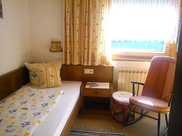 Einzelzimmer Nr. 4