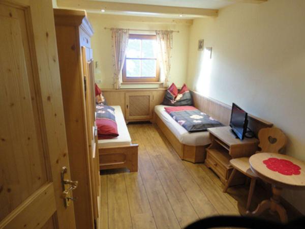 Schlafzimmer 3 - getr. Betten