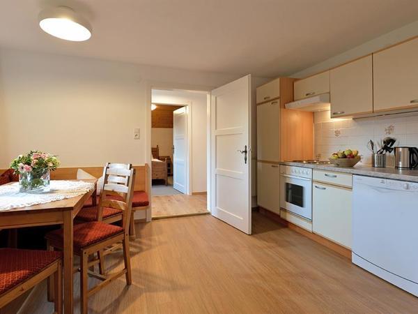 Appartement 5 - Küche