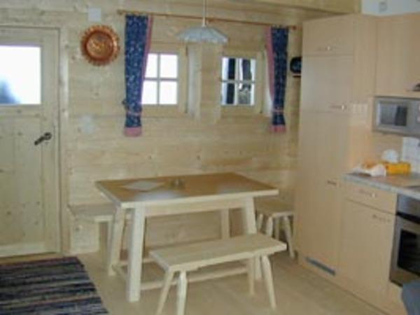 Küche-Sitzbank